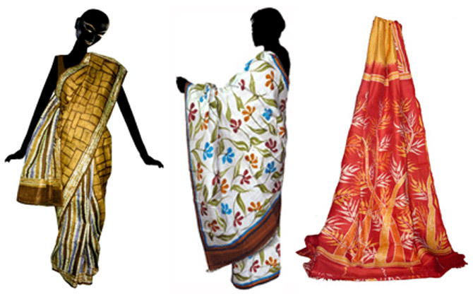 Mamata Banerjee turns saree designer to revive ailing 'Tantuja'