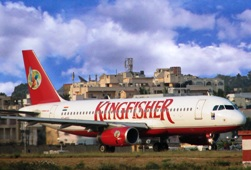 Kingfisher aircraft