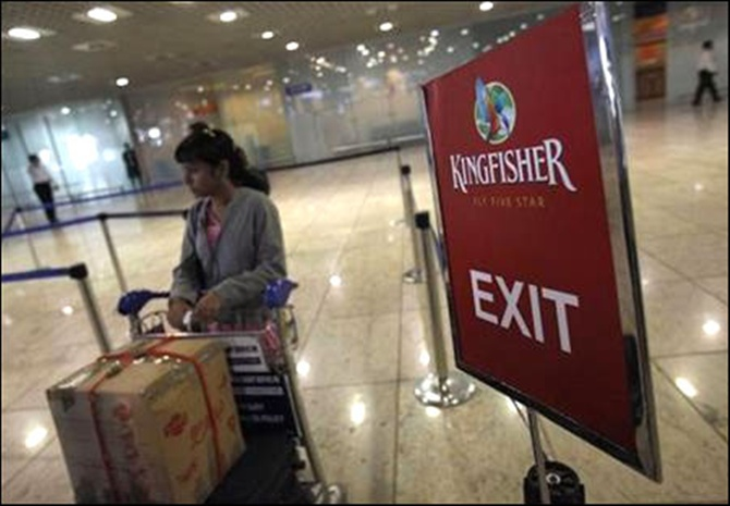 Life in turmoil for 1,500 Kingfisher Airlines employees