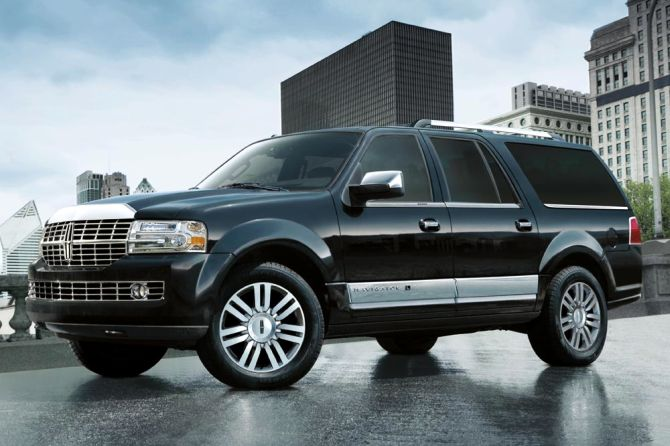 10 longest SUVs in the world
