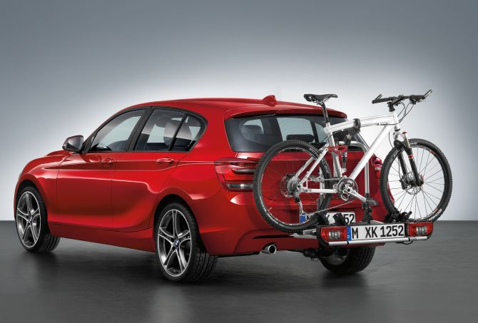 BMW launches stunning 1 Series; starts at Rs 20.9 lakh
