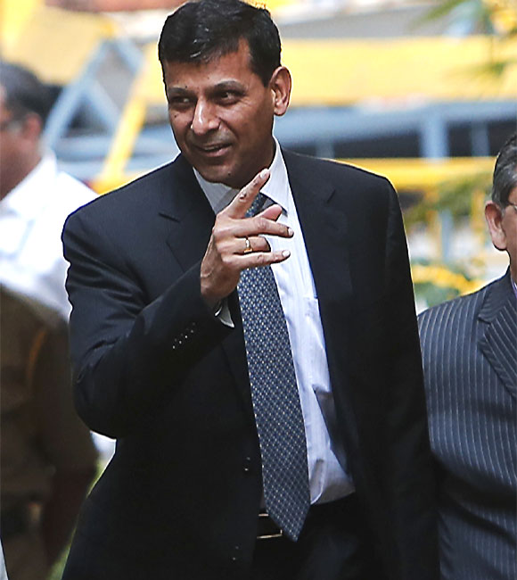 Rajan's key measures to stabilise the rupee and its impact