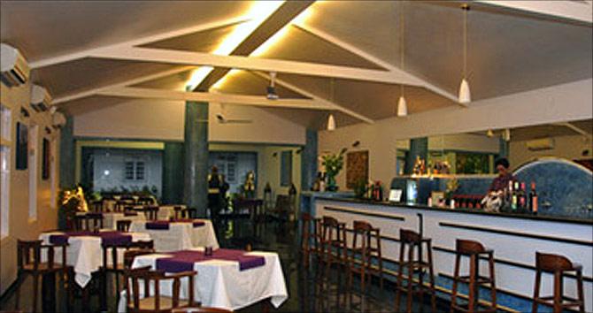 Dario's restaurant.
