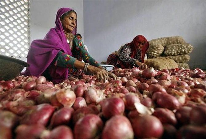 Why onion prices are as high Rs 80/kg?