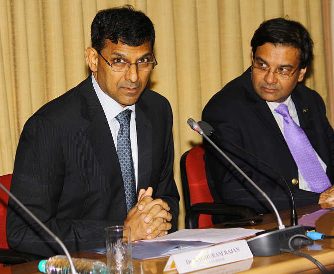 raghuram rajan is a hit on first day can he sustain it rediff