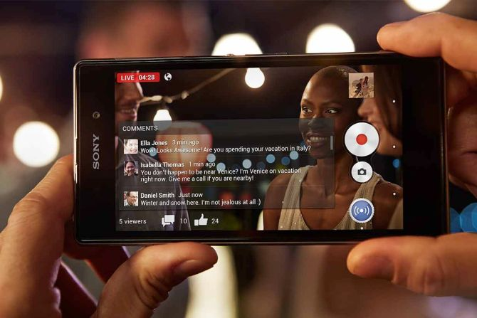 Xperia Z1: Sony's answer to Samsung Galaxy Note 3