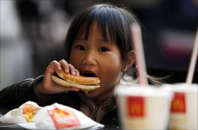 McDonald's sees a lot more happening over burger & coffee