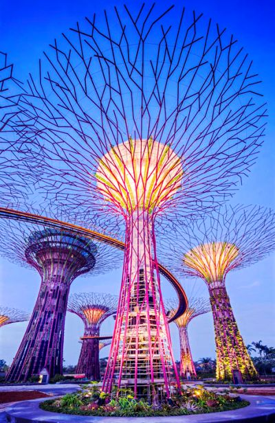 World's coolest futuristic buildings