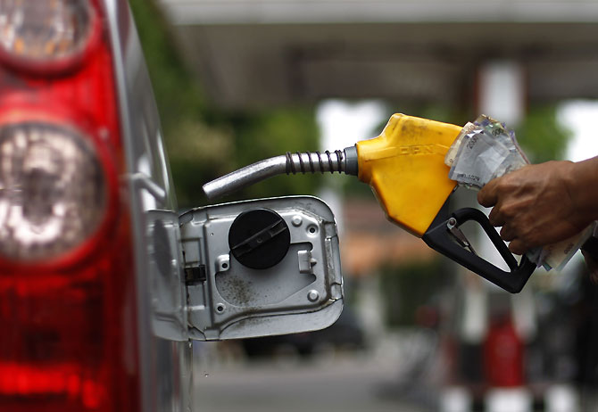 'Fuel prices should be governed by the market'