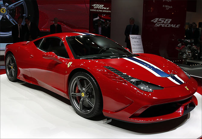Stunning cars you would love to drive!