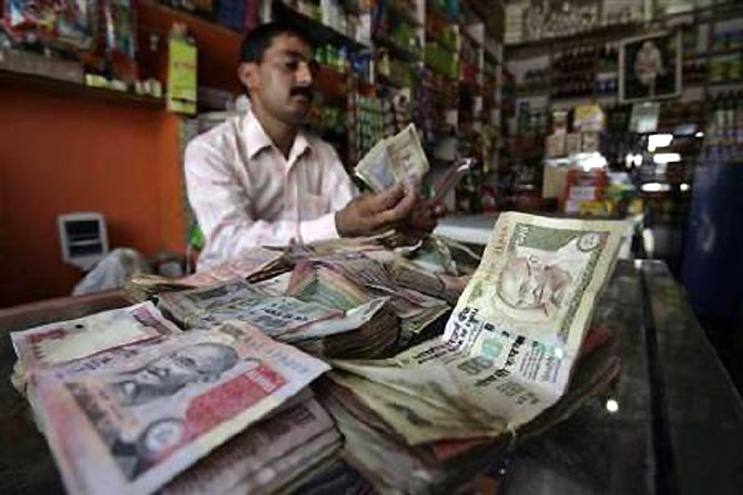 Rupee becomes Asia's best-performing currency!