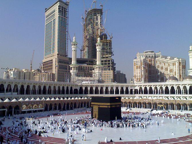 Mecca City.