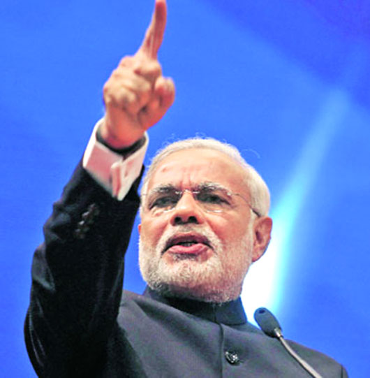 5 reasons why stock markets think Modi is good for them
