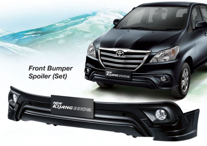Revealed! Toyota to launch Innova facelift within 20 days