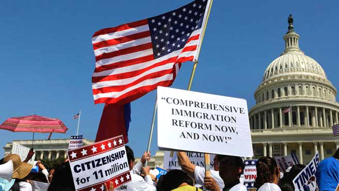 US firms back India's case on immigration Bill
