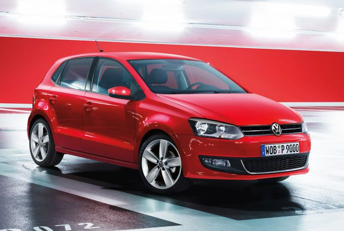 Polo GT TDI: Most powerful diesel car in its segment