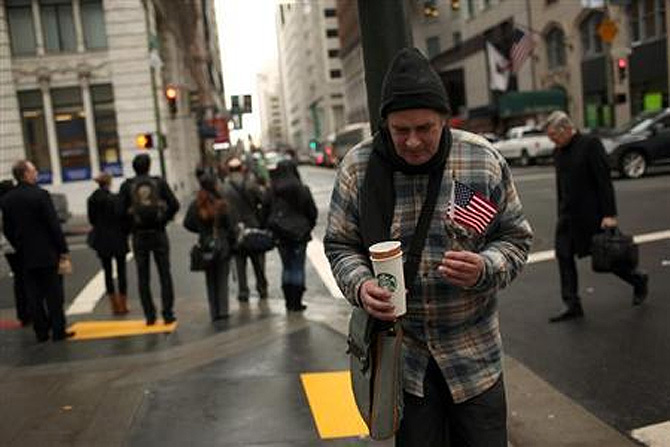 Economic recovery? 46.5 million Americans live in poverty