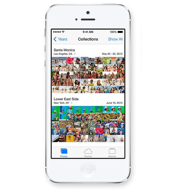 7 things I love about the iOS7