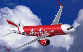 Air Asia aircraft