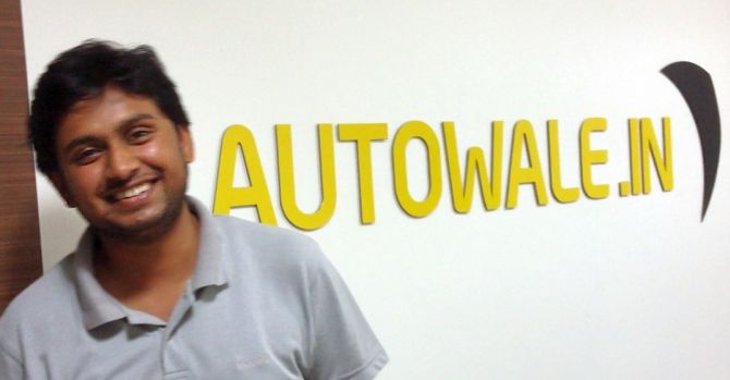 Mukesh Chandra Jha Founder & CEO at Autowale.
