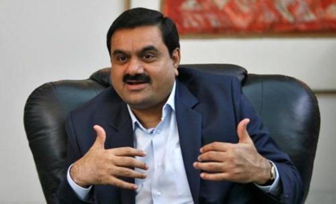 Gautam Adani.
