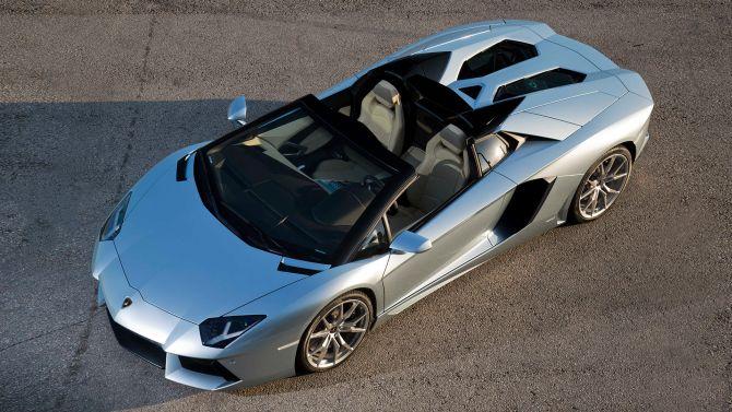 Lamborghini LP 700-4 Roadster