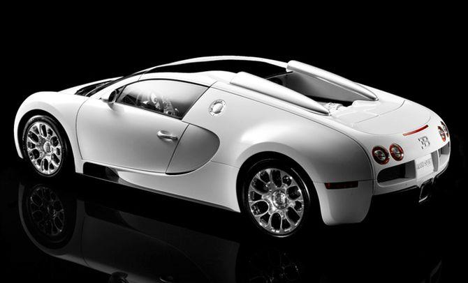 Bugatti Grand Sport.