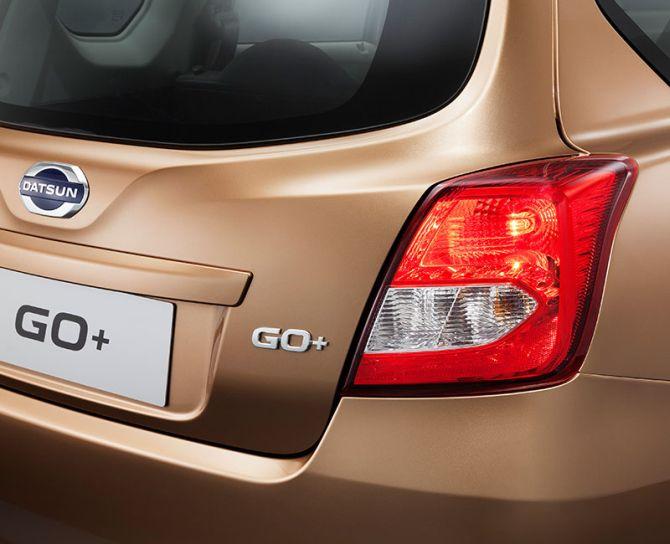 Datsun Go MPV.
