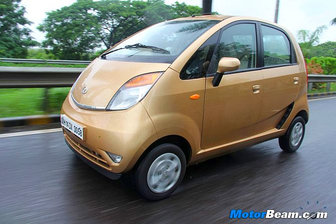 New Tata Nano: A great first car