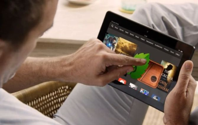 Amazon unveils two powerful tablets