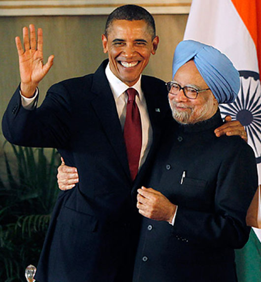 Obama-Singh meeting to re-energise Indo-US ties: Inderfurth