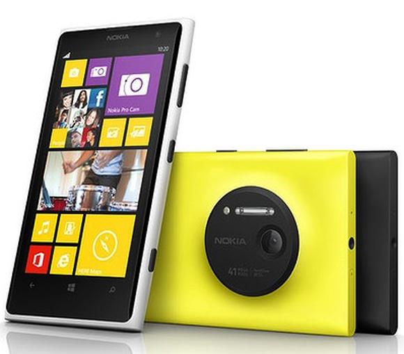 Nokia launches Lumia 1020 with 41 megapixel camera