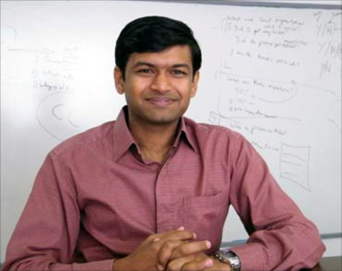 Phanindra Sama, CEO, redBus.in