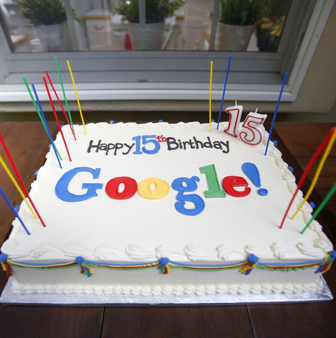 Google Launches Hummingbird On 15th Birthday Rediff Business