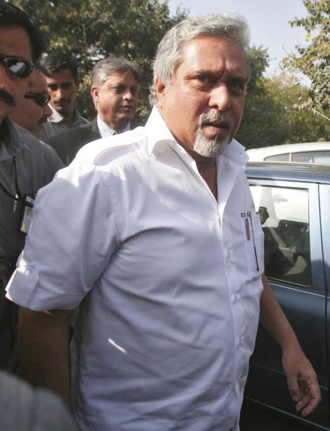 Vijay Mallya.