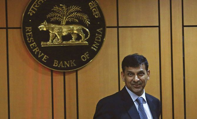 Raghuram Rajan, newly appointed governor of Reserve Bank of India.