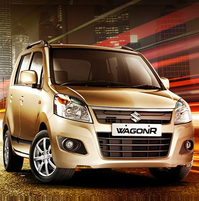 Sales of WagonR and Alto declined in March said Maruti in a statement.