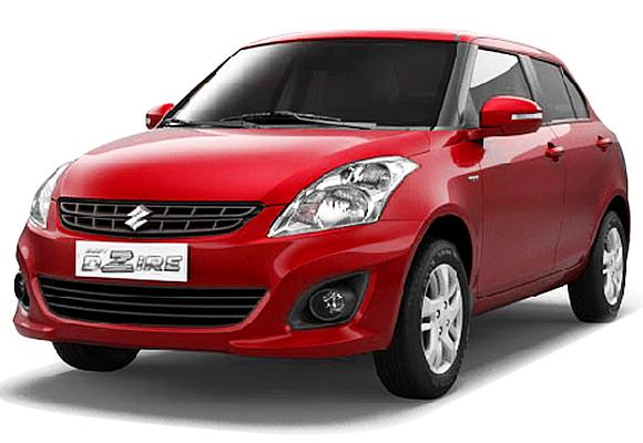 Maruti said Dzire sales dropped in March.