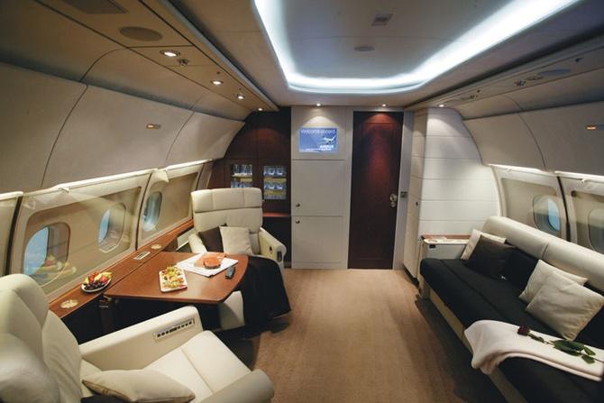 Comlux A318 Elite