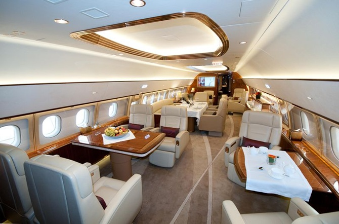 Airbus ACJ319