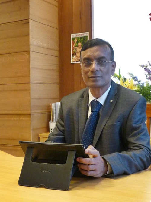 Chandra Shekhar Ghosh, founder of Bandhan.