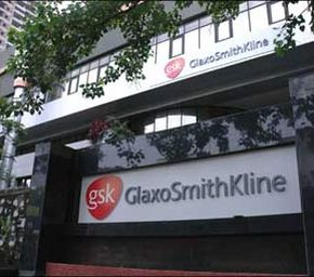 FDA has found contaminated drug ingredient at GSK Ireland plant.