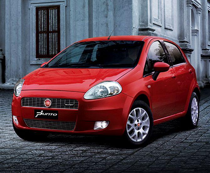Fiat Punto.