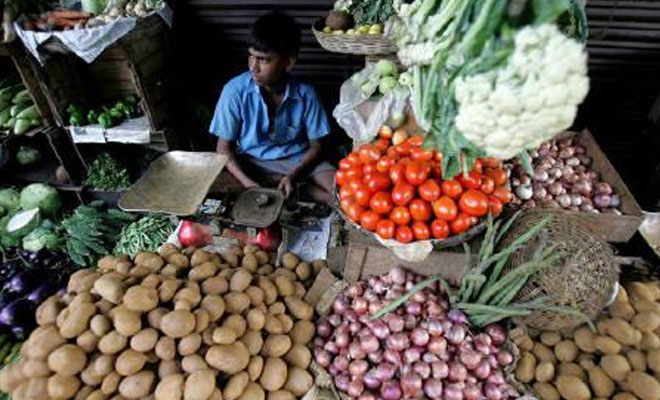 RBI's latest policy statement highlights the fact that food inflation remains at alarming level.