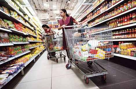 Rising cost of consumer products is a cause of concern.