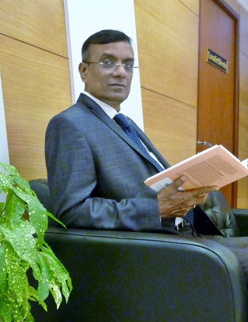 Chandra Shekhar Ghosh, Founder, Bandhan Financial Services.