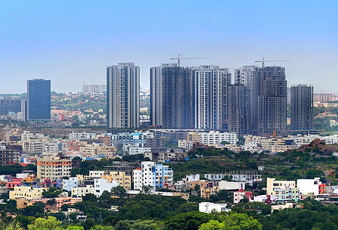 Hyderabad: An affordable and well-developed realty hotspot