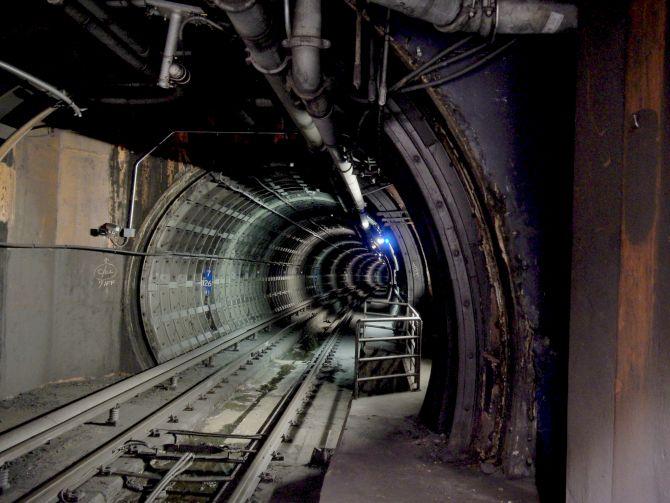 Transbay Tube.