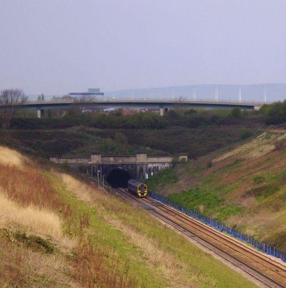 Severn Tunnel.