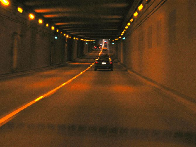 George Massey Tunnel